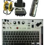 Pupitre de commande et caméra d'inspection CAMEXPLO