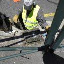 Réseau de chauffage urbain IDEX – Localisation d'une fuite d'eau – Robotique d'inspection