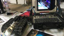 Robot sur chenilles STS09 - ORION